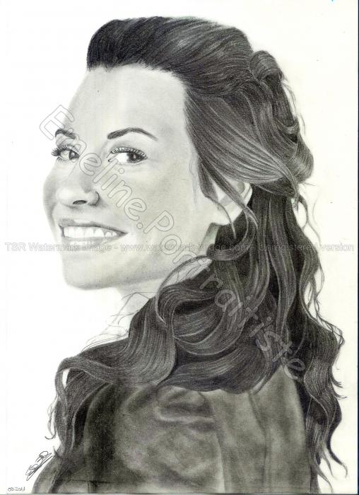 Evangeline Lilly by EmelinePortraitiste